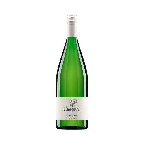 Weingut Caspari-Kappel Caspari-Kappel 2018 Riesling trocken 1,0 L