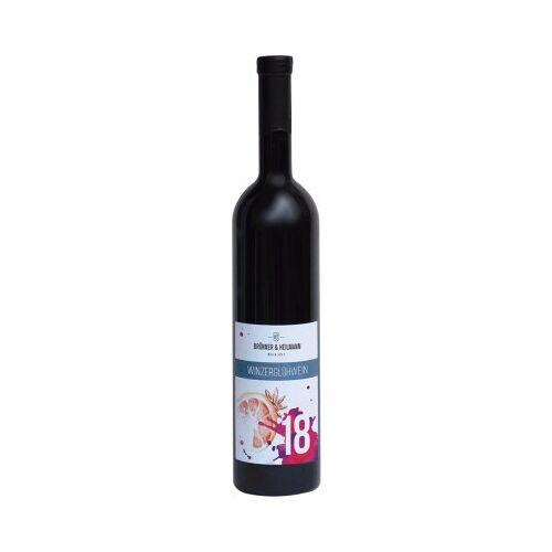 Weingut Brönner + Heilmann Brönner + Heilmann  Glühwein rot