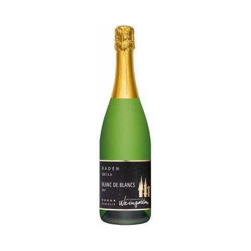 Winzergenossenschaft Schliengen-Müllheim Schliengen-Müllheim 2016 Weinmanufaktur Weingarten Blanc de Blanc Sekt b.A. brut