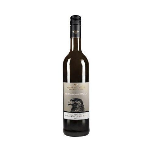 Weinmanufaktur Gengenbach 2018 Fessenbacher Spätburgunder Rotwein Kabinett halbtrocken