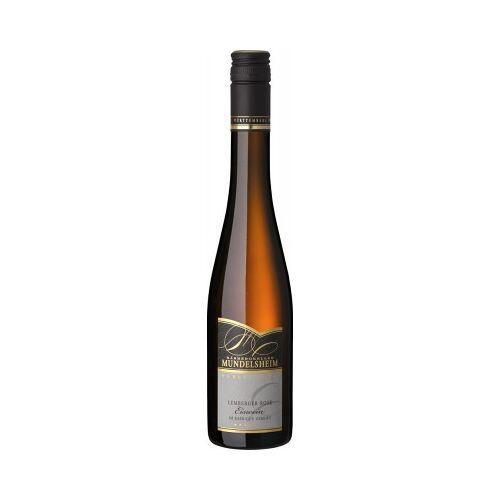 Lauffener Weingärtner 2016 Mundelsheimer Lemberger Rosé im Barrique gereift Eiswein edelsüß 0,375 L