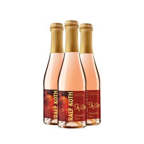 Wein & Secco Köth  3x Palio Granatapfel-Secco 0,2 L