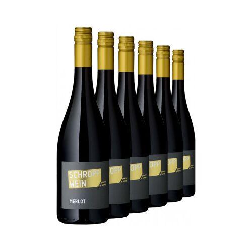 Weingut Schropp Schropp 2015 Merlot-Paket trocken - Weingut Schropp
