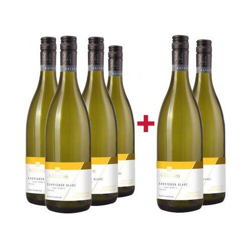 Winzergenossenschaft Achkarren Achkarren 2020 4+2 Sauvignon Blanc Achkarrer trocken Paket