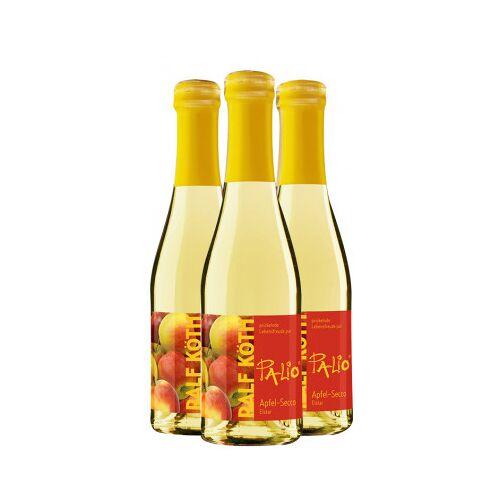 Wein & Secco Köth  3x Palio Apfel-Secco 0,2 L