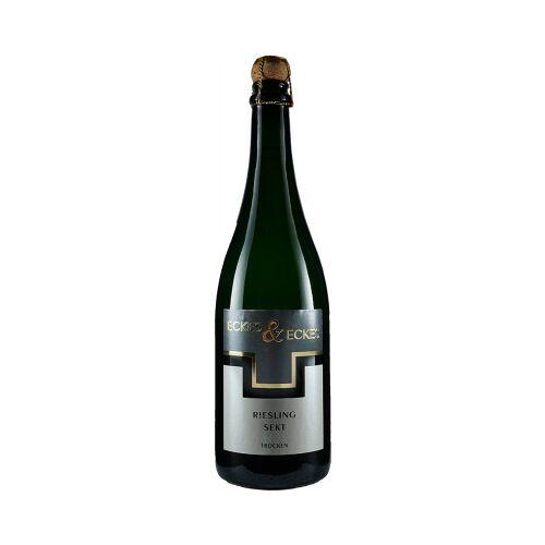 Weingut Eckes & Eckes Eckes & Eckes 2018 Riesling Winzersekt trocken