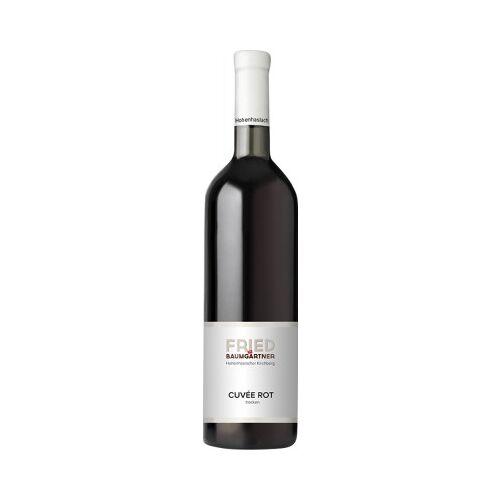 """Weingut Fried Baumgärtner FRIED Baumgärtner 2016 Cuvée Rot """"L-CC-M"""" trocken"""