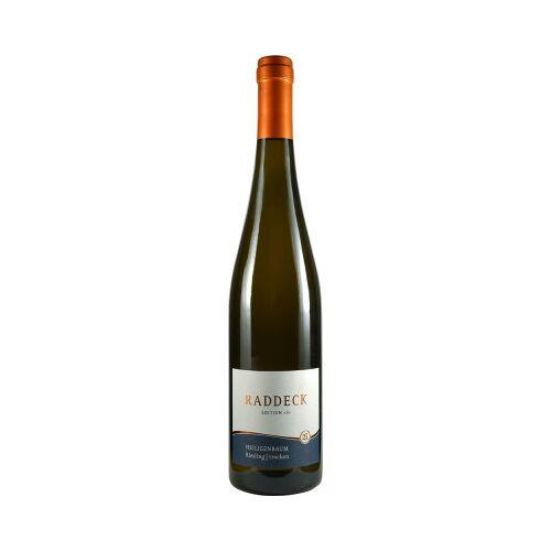 Weingut Raddeck Raddeck 2018 Riesling 'Edition S' HEILIGENBAUM trocken