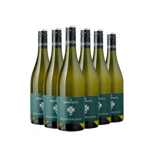 Weingut S. J. Montigny S.J. Montigny 2018 Paket Weißer Burgunder trocken