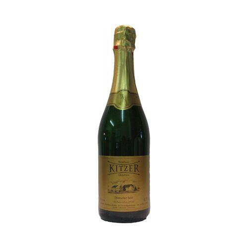 Weingut Kitzer Kitzer  Scheurebe Sekt mild