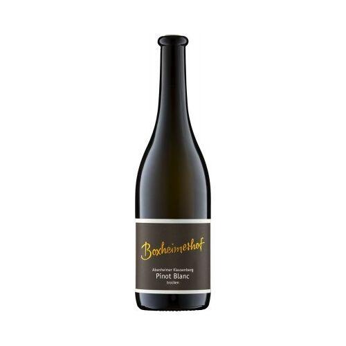 Weingut Boxheimerhof Boxheimerhof 2018 Abemheimer Klausenberg Pinot Blanc trocken