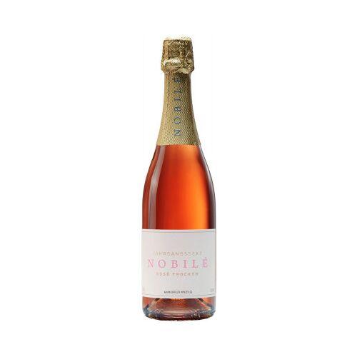 Markgräfler Winzer 2019 Nobilé Rosé trocken