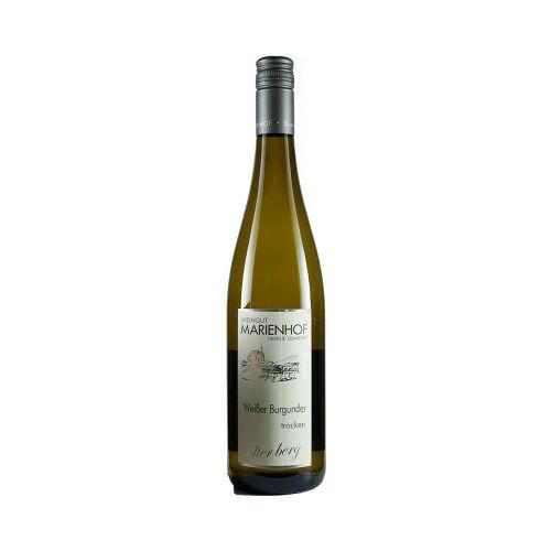 Weingut Marienhof Marienhof 2018 Weißer Burgunder trocken