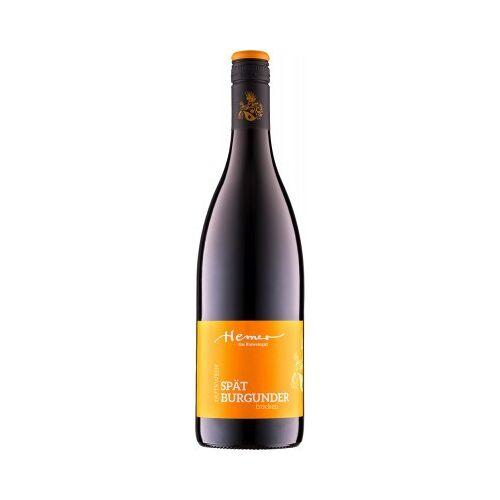 Weingut Hemer Hemer 2018 Spätburgunder Rotwein trocken