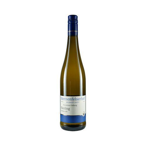 Weingut Kopp Sternenfelserhof Kopp Sternenfelserhof 2018 Niersteiner Oelberg Riesling süß