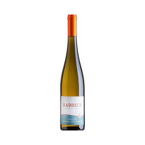 Weingut Raddeck Raddeck 2020 Riesling ROTER HANG trocken