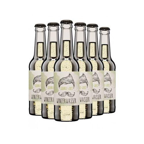 Weingut Eckehart Gröhl Eckehart Gröhl 2019 SCHORLE JOEs WINZERWASSER Weinschorle trocken 0,33 L (6 Flaschen)