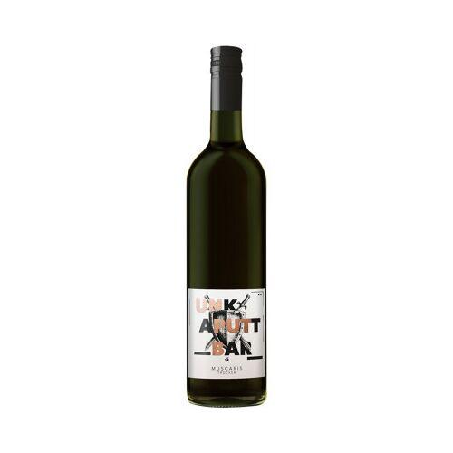 Weingut Gemmrich Gemmrich 2018 UNKAPUTTBAR Muscaris (im Beilsteiner Eichenfass vergoren) ᛫᛫᛫ trocken