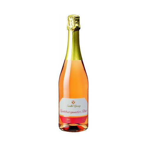 """Winzergenossenschaft Wolfenweiler 2019 """"St. Georg"""" Pinot Rosé brut"""