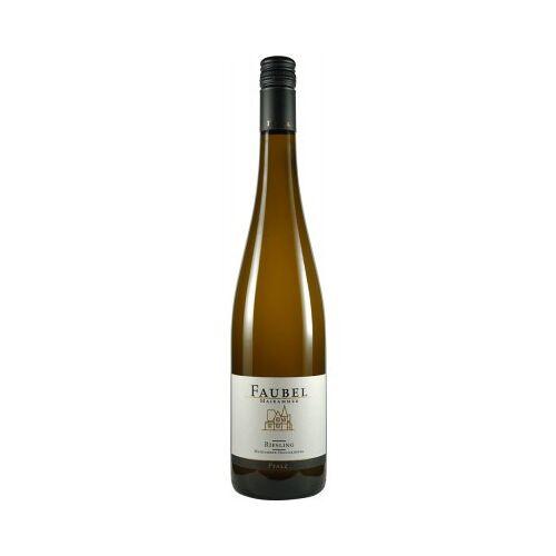 Weingut Faubel Faubel 2019 Riesling RESERVE trocken