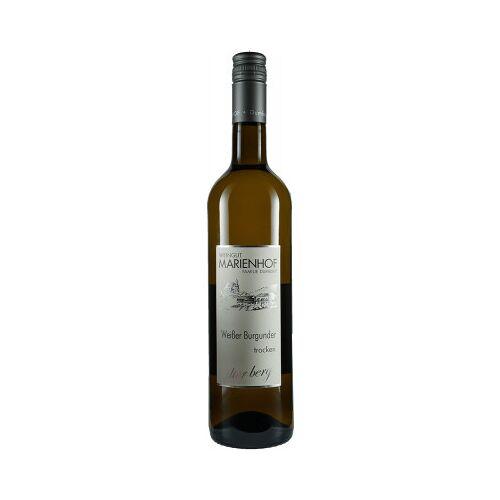 Weingut Marienhof Marienhof 2016 Weißer Burgunder trocken