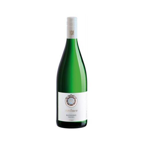 Weingut Herbert Meßmer Herbert Meßmer 2019 Gutsriesling 1000ml VDP.Gutswein trocken 1,0 L