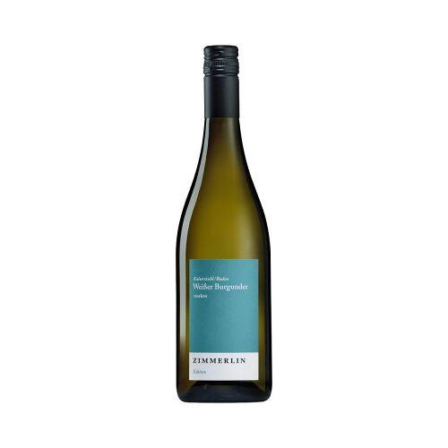 Weingut Zimmerlin Zimmerlin 2019 Weißer Burgunder Edition trocken