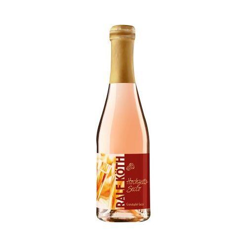 Wein & Secco Köth  3x Geschenk-Piccolo Hochzeit-Secco 0,2 L