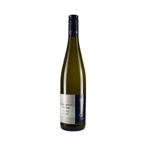 Weingut Grossarth Grossarth 2015 Odernheimer Heßweg Riesling Auslese edelsüß