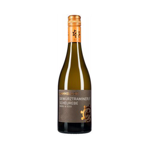 Weingut Hammel Hammel 2017 Cuvée Nobel & süß 0,5 L