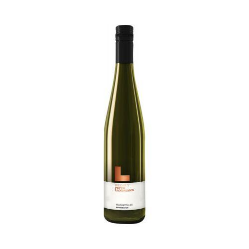 Weingut Peter Landmann Peter Landmann 2019 Muskateller Staufener Schlossberg feinherb