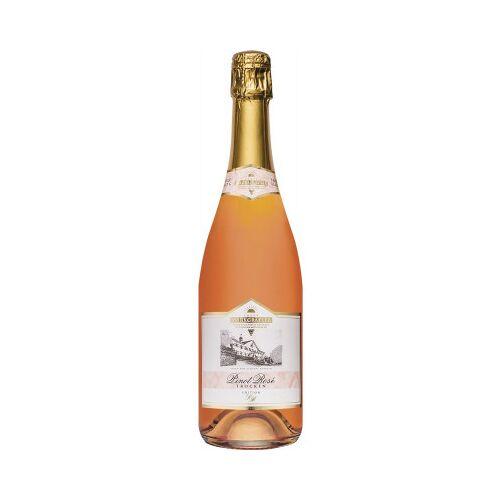 Winzergenossenschaft Schliengen-Müllheim Schliengen-Müllheim 2018 Schloss Bürgeln Pinot Rosé Sekt b.A. trocken