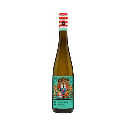 Weingut Prinz von Hessen Prinz von Hessen 2019 Prinz von Hessen Riesling CLASSIC feinherb VDP.GUTSWEIN