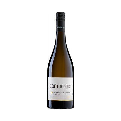 Wein- und Sektgut Bamberger Bamberger 2019 Grauburgunder trocken