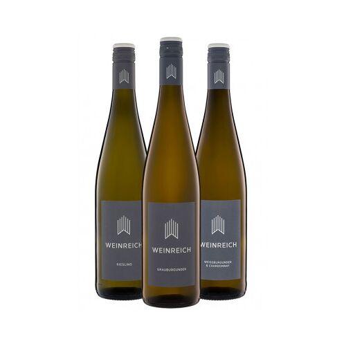 Weingut Weinreich Weinreich 2018 BIO-Weißwein Paket zu Geflügel