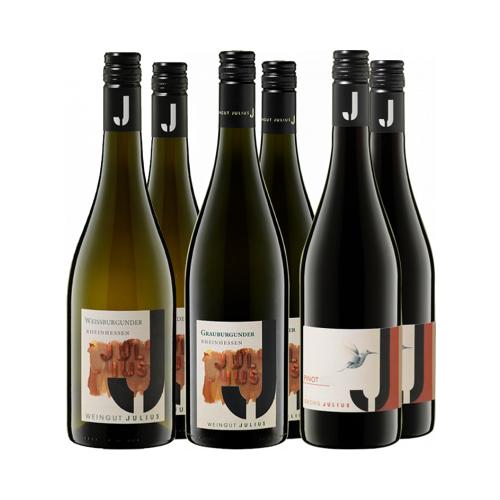 Weingut Julius Julius  Burgunder Paket