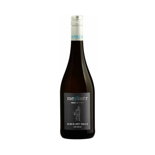Herbert Meßmer  Rotwein Cuvée Samtwerk trocken