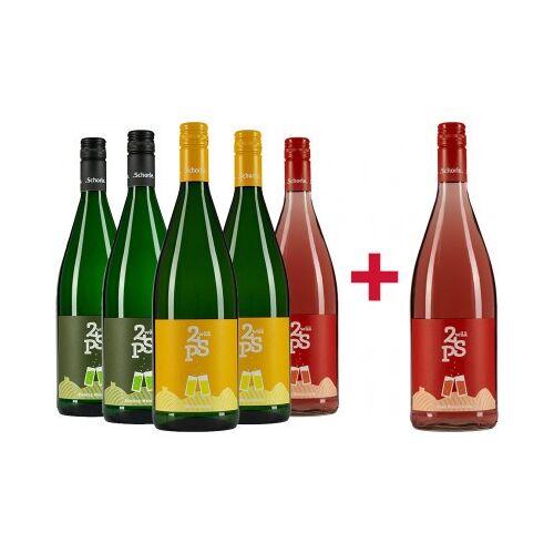 Schorle-Helden  5+1 Weinschorle Paket