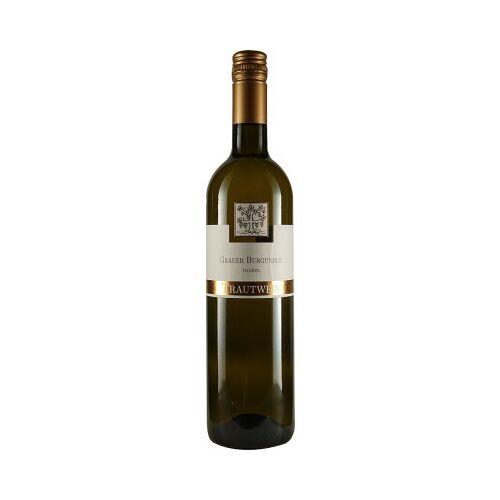 Weingut Trautwein Trautwein 2018 Grauer Burgunder Spätlese trocken