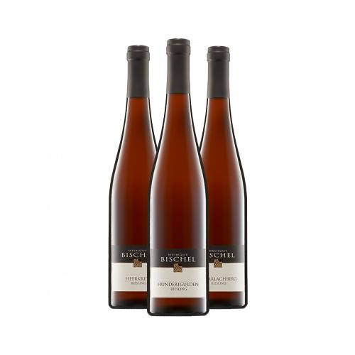 Weingut Bischel Bischel 2017 Riesling-Lagen-Triologie-Paket