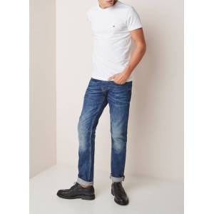 Tommy Hilfiger T-Shirt aus einer Baumwollmischung mit Stretch