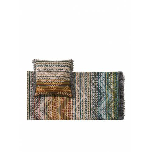 missoni home Yannoulis Plaid aus Wolle 145 x 200 cm