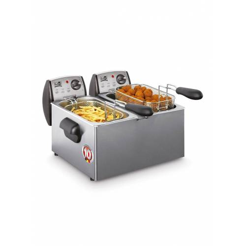 fritel Duo-Fritteuse FR1850 141056
