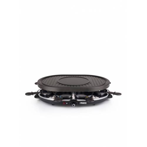Princess Raclette 8 Oval Grill Party Raclette-Grill 162700