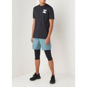 under armour Trainings-T-Shirt mit Logo-Print und HeatGear