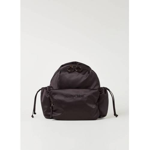 See By Chloé see by chloe Tilly Rucksack aus Satin