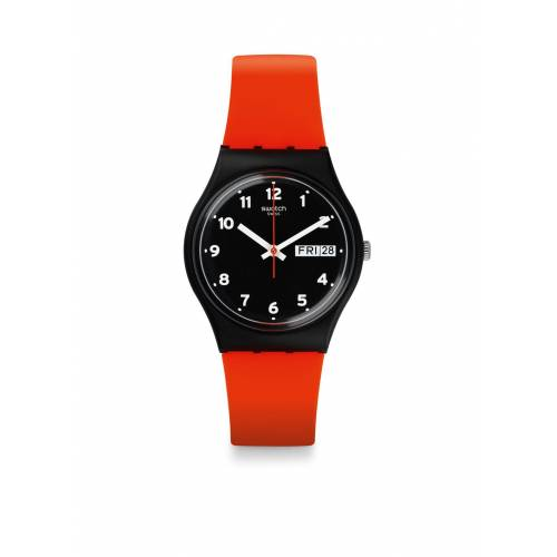 swatch Armbanduhr RED GRIN GB754