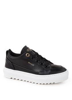 Mason Garments Tia Ledersneaker Schwarz 27, 30, 31, 32, 33