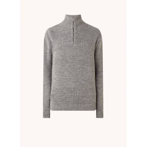 Ted Baker Grob gestrickter Pullover aus Wolle