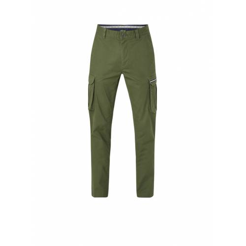 Tommy Hilfiger Dobby Tapered Fit Cargohose